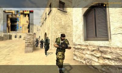 """Изображение """"MGS 5 Big Boss for GSG9 скин террориста"""""""